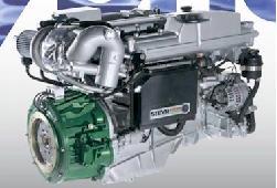 Green boat diesel