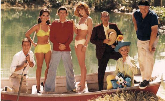 Gilligan island cast