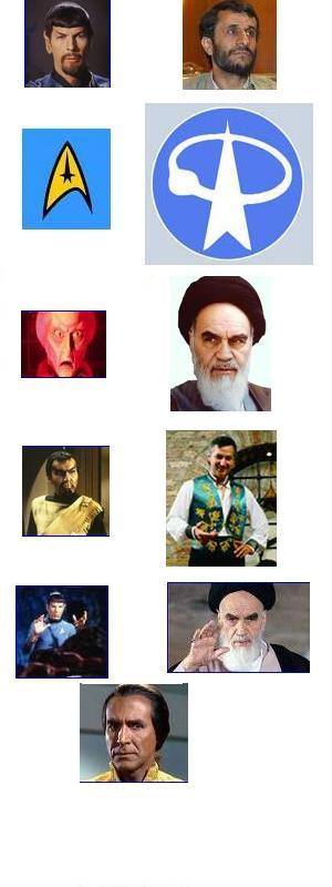 Spock on Iran